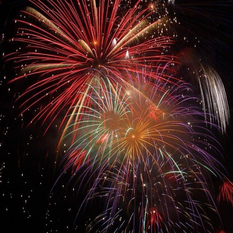 Piroblu fuochi d'artificio